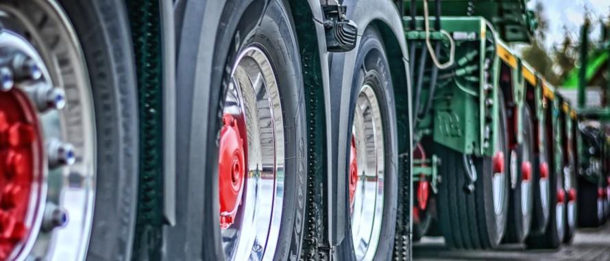 Landwirtschaftlich genutzte Sattelzugmaschinen