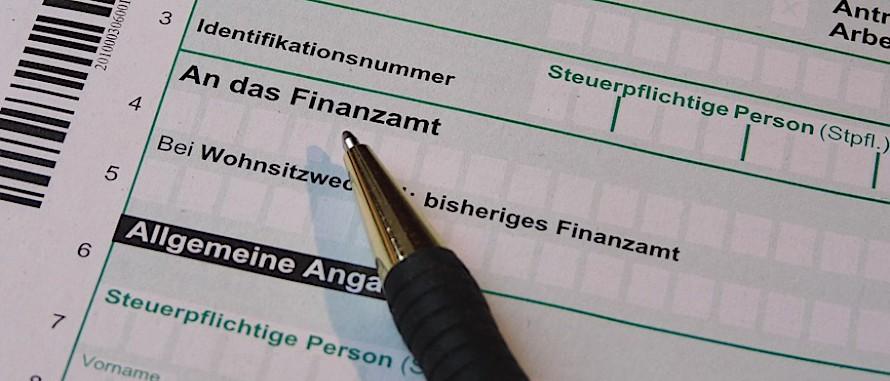 Regierungsentwurf des Jahressteuergesetzes 2020 SHBB Bad Oldesloe