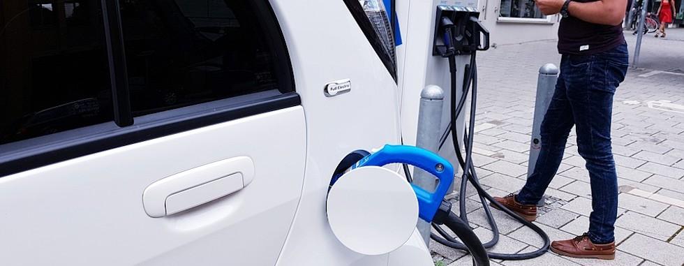 Elektromobilität SHBB Bad Oldesloe