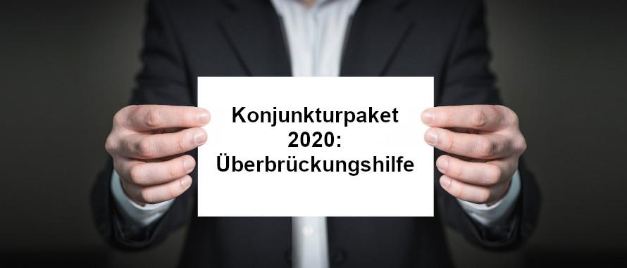 Konjunkturpaket 2020: Überbrückungshilfe SHBB Bad Oldesloe
