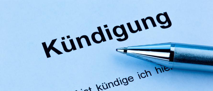 Kündigungen: Das ist für Arbeitgeber jetzt wichtig SHBB Bad Oldesloe